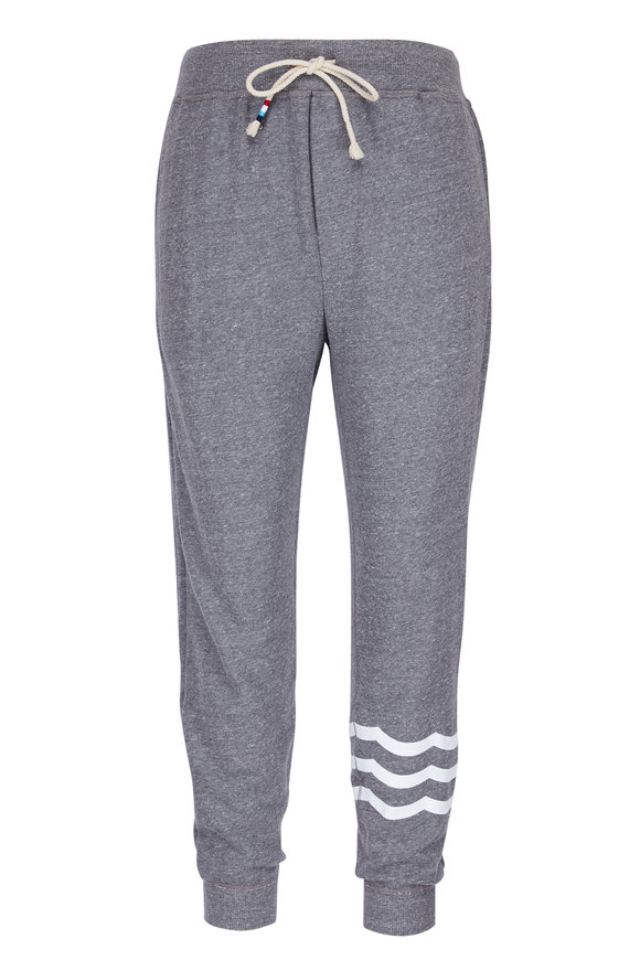 Sol Angeles Essential Heather Grey Jogger