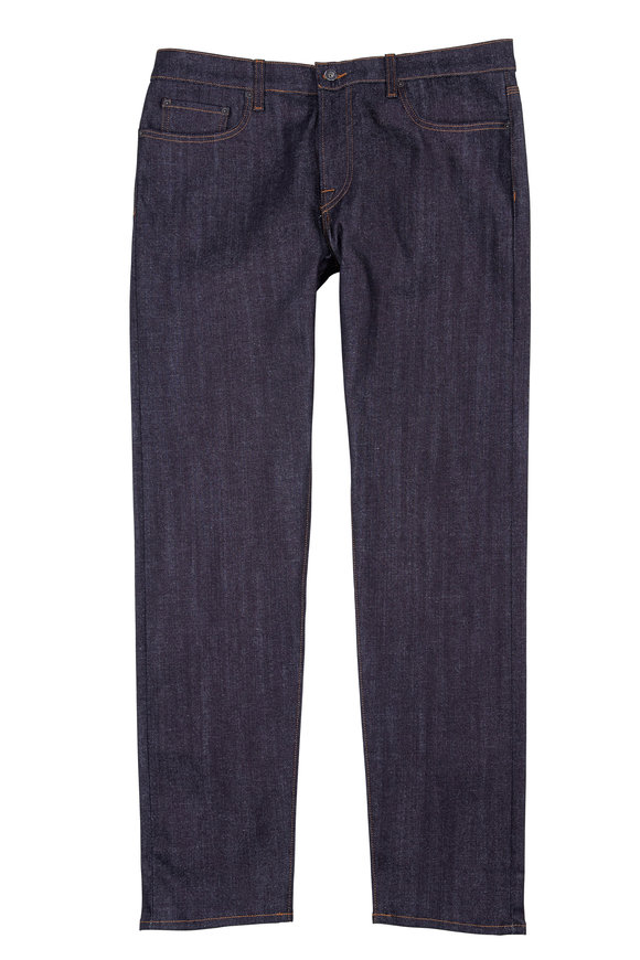 Baldwin The 76 Slim Stretch Selvage Jean