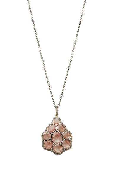 Loriann - Copper Rutile Pendant