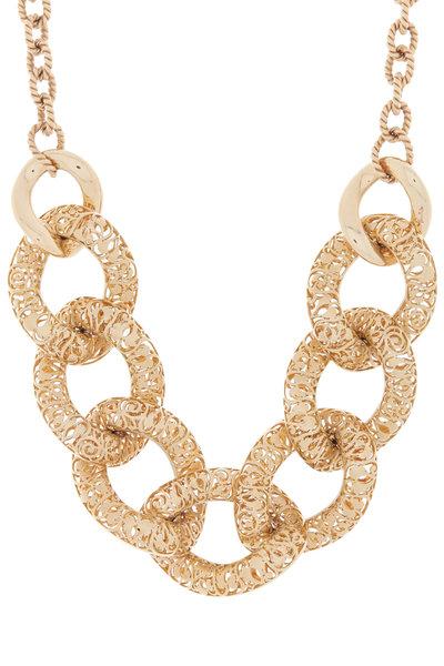 Pomellato - Arabesque Rose Gold Bracelet