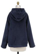 Brunello Cucinelli - Abyss Supersoft Alpaca Hooded Coat