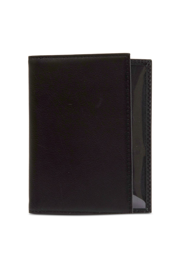 Bosca Black Leather Wallet