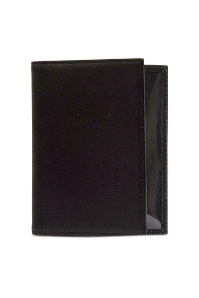 Bosca - Black Leather Wallet