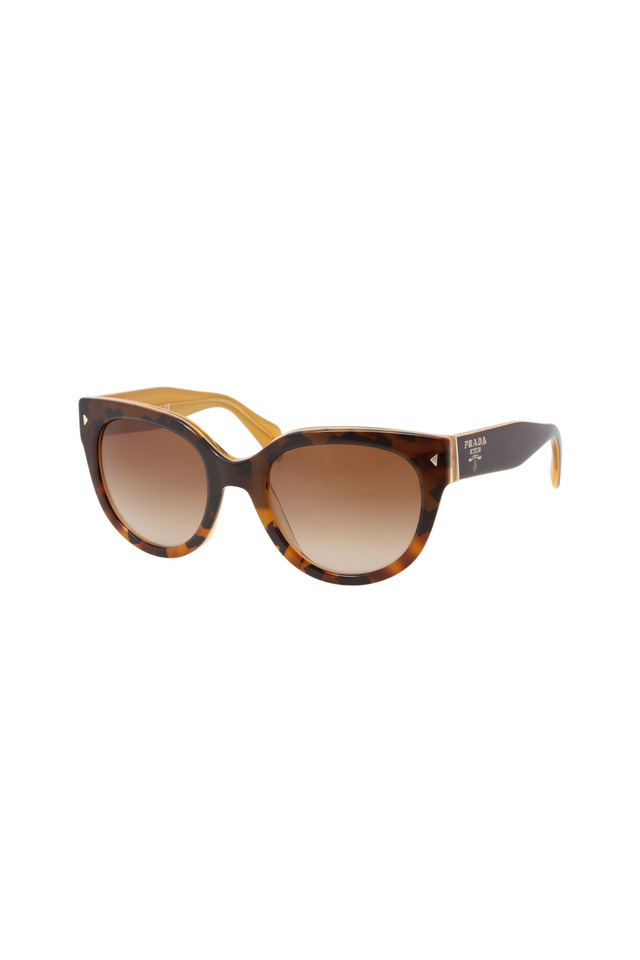 Carla Prada Tortoise Color Sunglasses