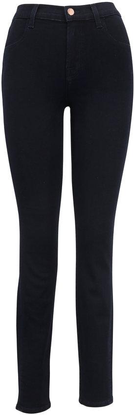 J Brand Maria High-Rise Skinny Jean