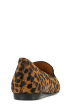 Veronica Beard - Griffin Leopard Calf Hair Loafer