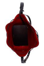 Mansur Gavriel - Black Leather Large Bucket Bag