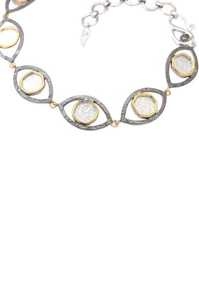 Coomi - Serenity Multi Disc Bracelet