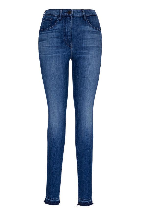 3x1 Higher Ground Ankle Zip Jean