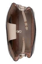 Valextra - Brera Oyster Vertical Shoulder Bag
