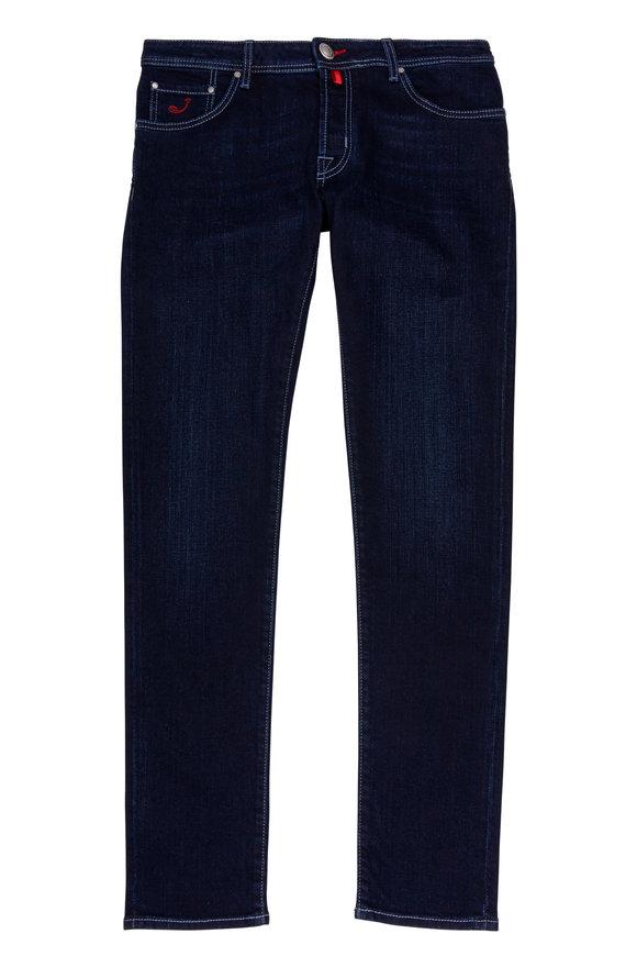 Jacob Cohen  Indigo Regular Fit Jean
