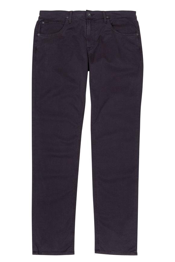 Hudson Clothing Blake Metal Gray Five-Pocket Pant