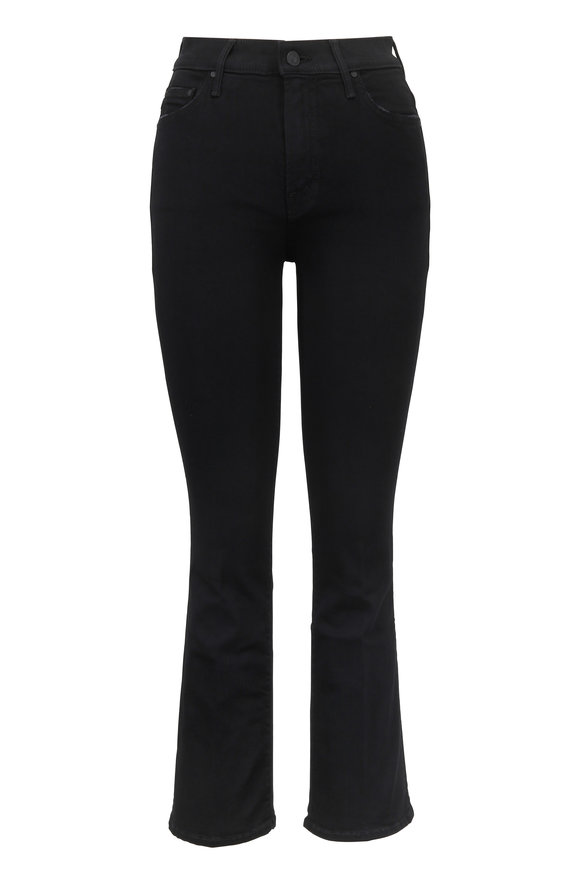 Mother Denim The Insider Cropped Jean