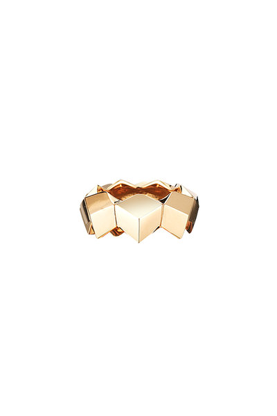 Paolo Costagli - 18K Rose Gold Brilliante Stackable Ring