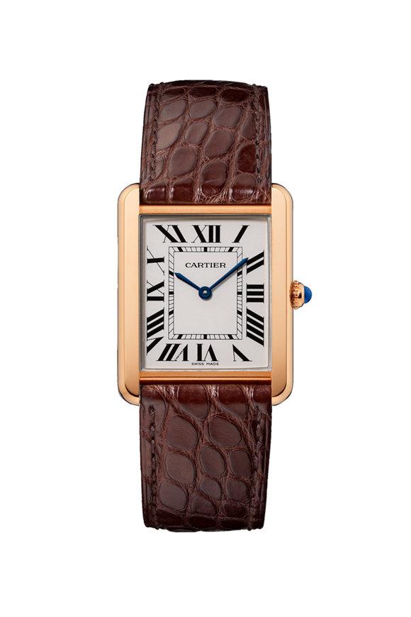 Cartier Tank Solo Watch, Large Model