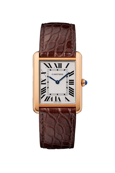 Cartier - Tank Solo Watch, Large Model