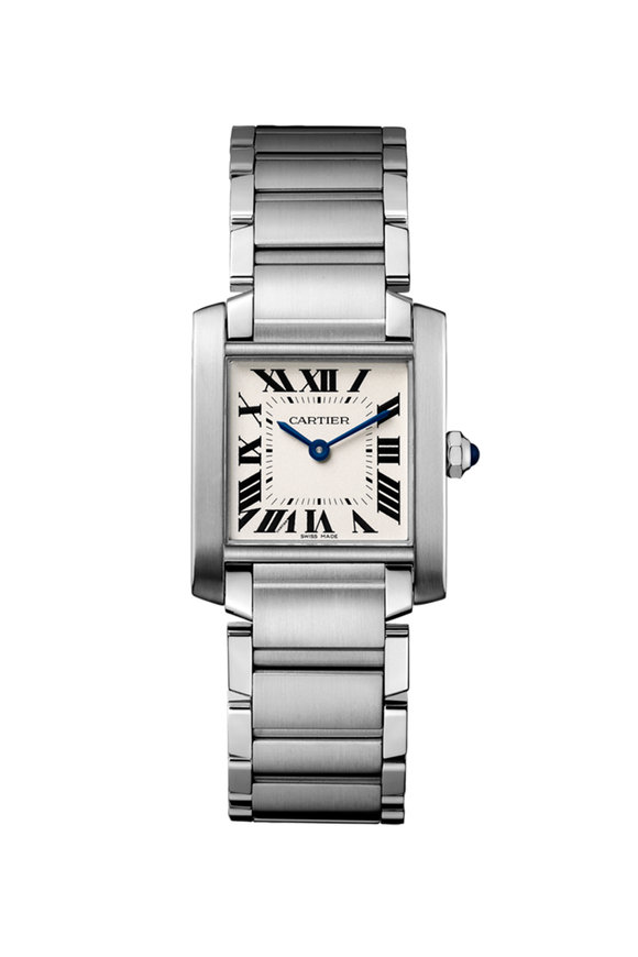 Cartier Tank Française Watch, Medium Model