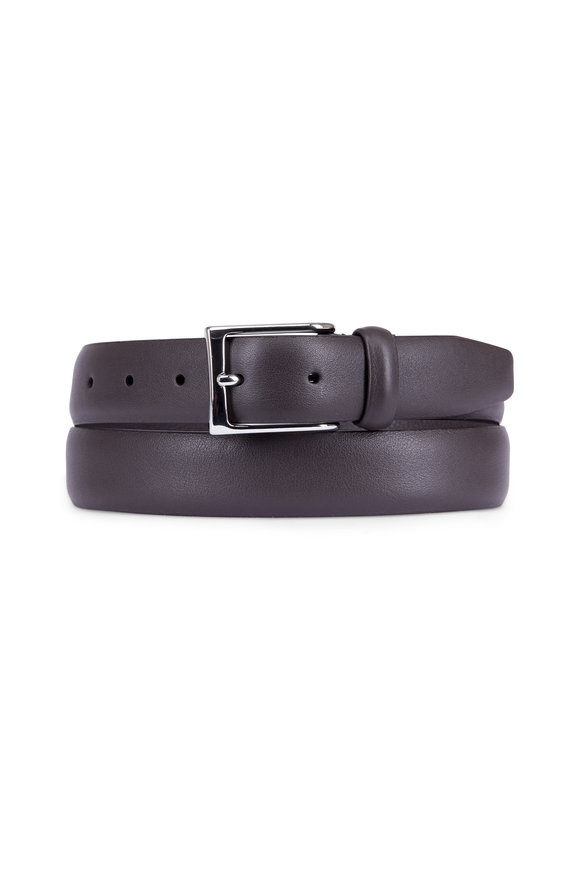 Anderson's Brown Leather Basic Belt