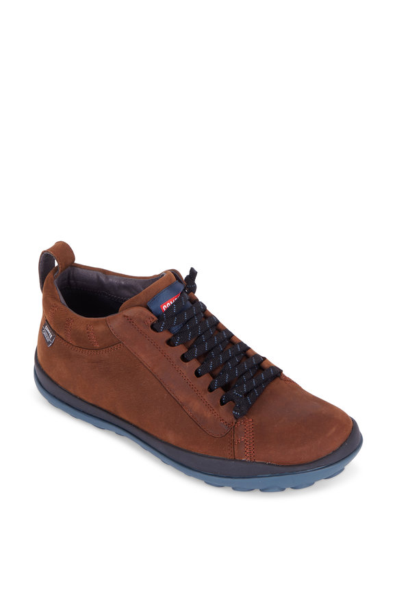 Camper  Brown Leather Gore-Tex® Boot