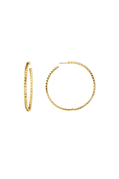Paolo Costagli - Yellow Gold Hoops