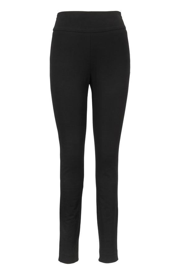 IRO Gliale Black Side-Zip Pant