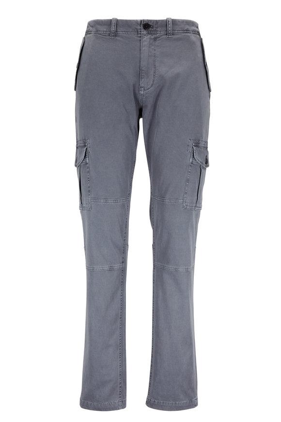Michael Bastian Gray Cargo Pant