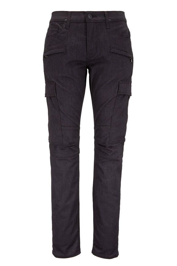 Hudson Clothing Greyson Cargo Biker Slim Fit Pant