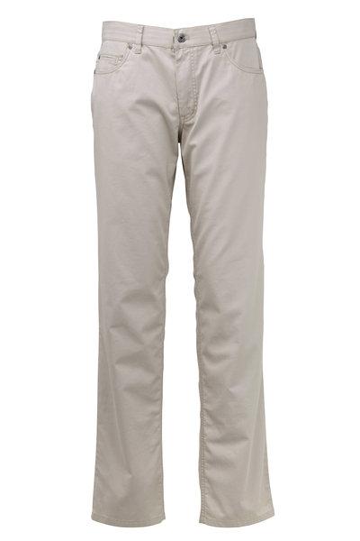 Hiltl - Dude Khaki Cotton Five Pocket Pants