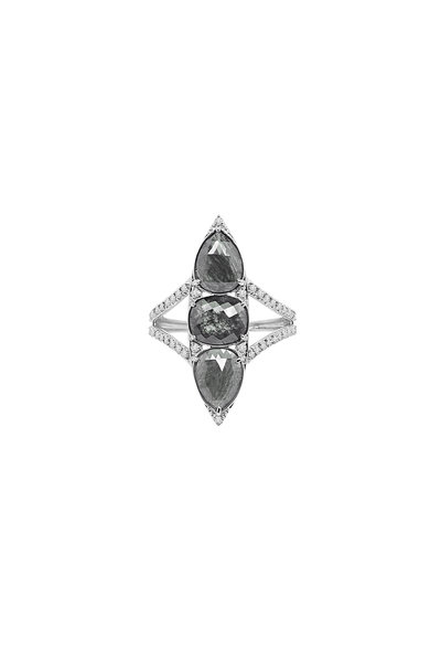 Sutra - ROUGH DIAMOND RING