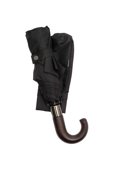 Shedrain - Windpro Black Vented Compact Umbrella
