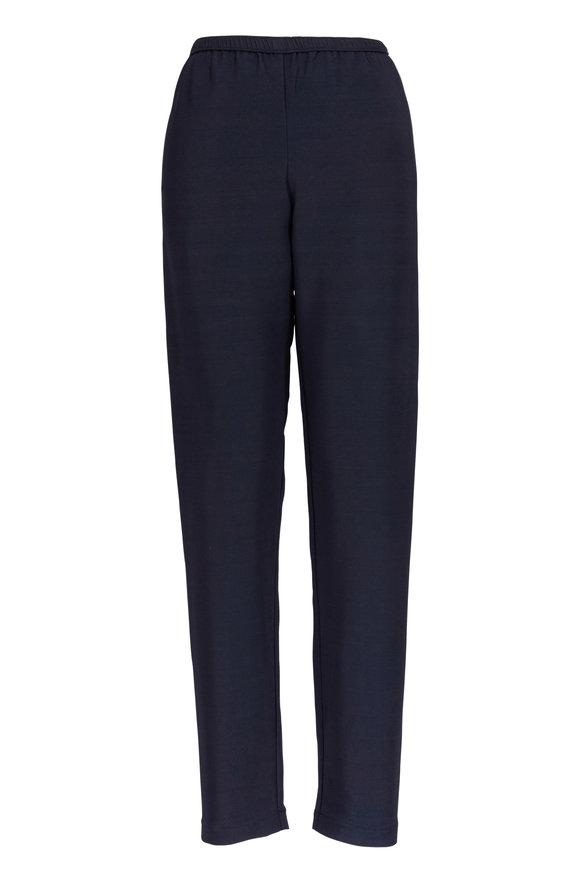Peter Cohen Slate Slim Pull-On Pant