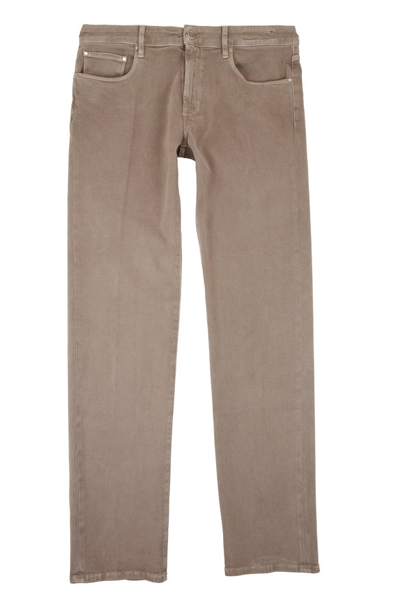 PT01 Jazz Taupe Supersoft Stretch Jean