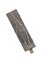 Todd Reed - 18K Yellow Gold & Diamond Bracelet