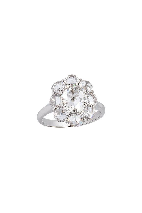 Bayco Platinum Diamond Ring