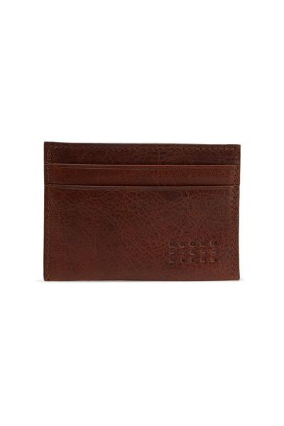 Moore & Giles - Brunswick Terracotta ID Wallet