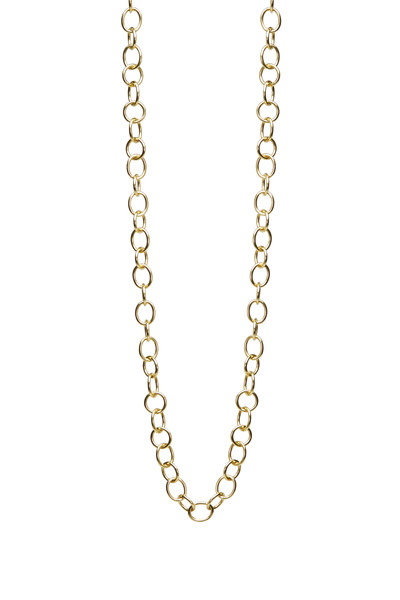 Temple St. Clair - Yellow Gold Arno Necklace