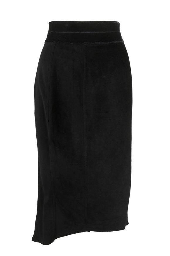 Norisol Ferrari Miss Ball Black Chenille Skirt