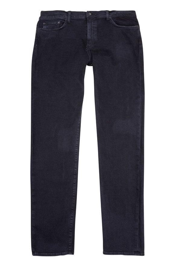 Baldwin Henley Grey Slim Straight Jean