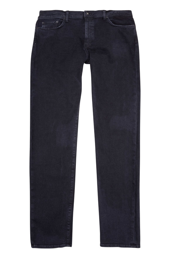 Baldwin Henley Grey Slim Straight Jean