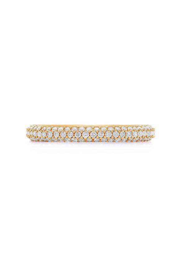 Kwiat 18K Yellow Gold Diamond Moonlight Ring