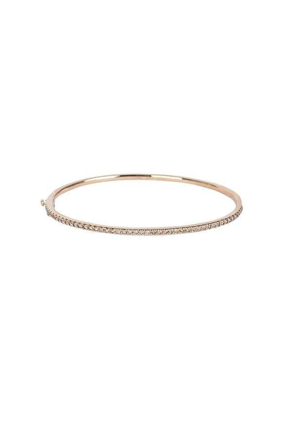 Kwiat 18K Rose Gold Diamond Stackable Band