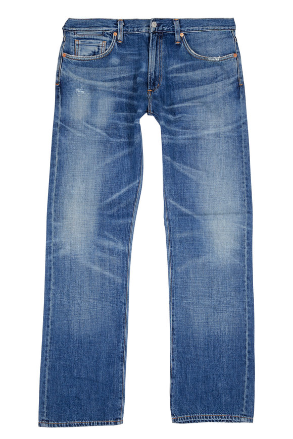 Citizens of Humanity Core Faded Slim Straight Jean