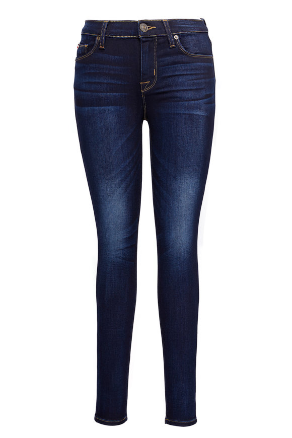 Hudson Clothing Nico Ankle Mid-Rise Skinny Jean