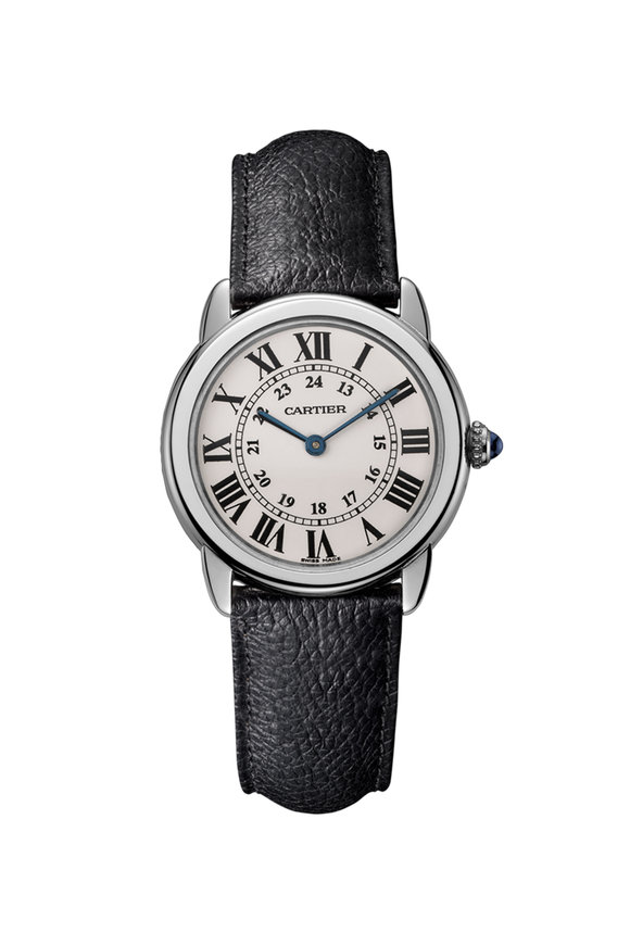 Cartier Ronde Solo de Cartier Watch, 29mm