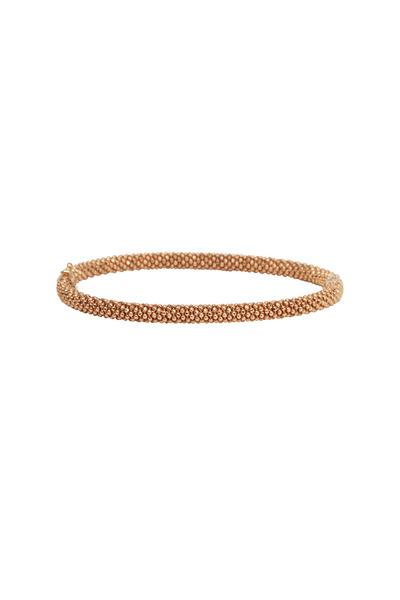 Kathleen Dughi - 18K Rose Gold Slender Bracelet
