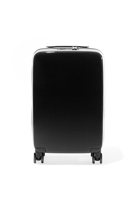 Raden A22 Black Gloss Smart Carry On