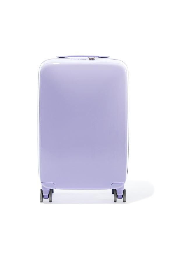 Raden A22 Light Purple Gloss Smart Carry On