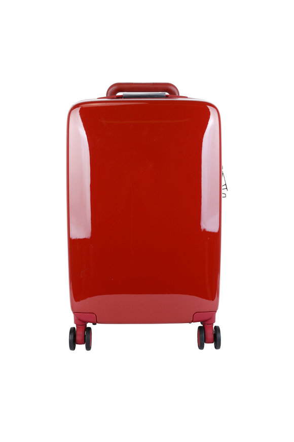 Raden A22 Red Gloss Smart Carry On