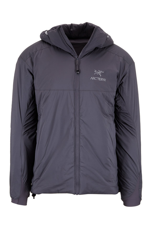 Arc'teryx Atom AR Pilot Gray Hooded Jacket