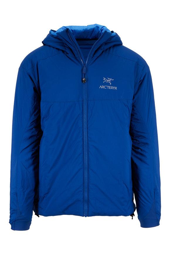 Arc'teryx Atom AR Triton Blue Hooded Jacket